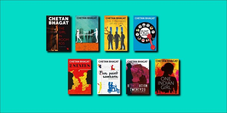 8 Best Chetan Bhagat Books to Read in 2020