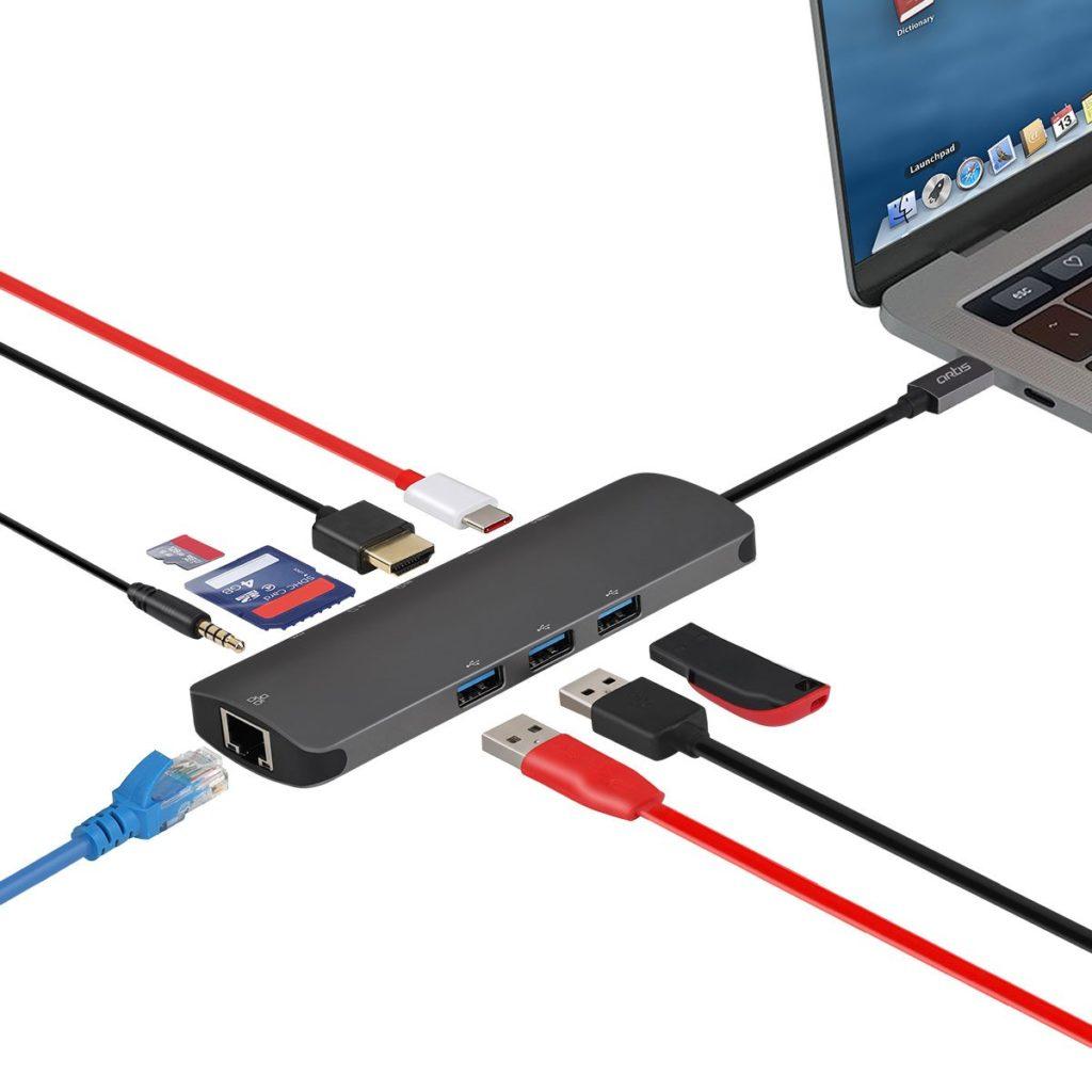 Artis HB400 - Best USB-C Hub